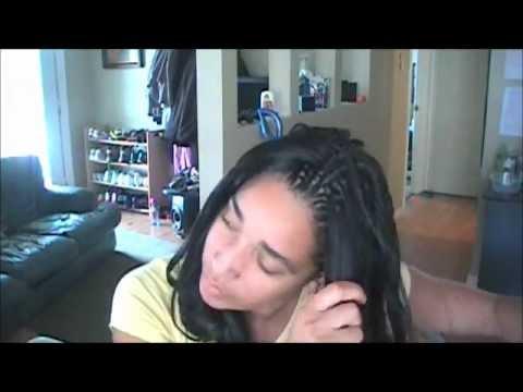 Straight crochet braids with yaki pony hair initial review ...