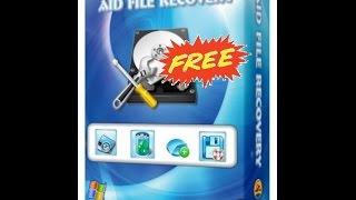 Aidfile Recovery Software Professional Edition 3 - Download e instalação