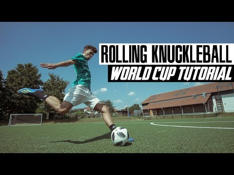 So schießt du den perfekten Knuckleball - World Cup Tutorial #2