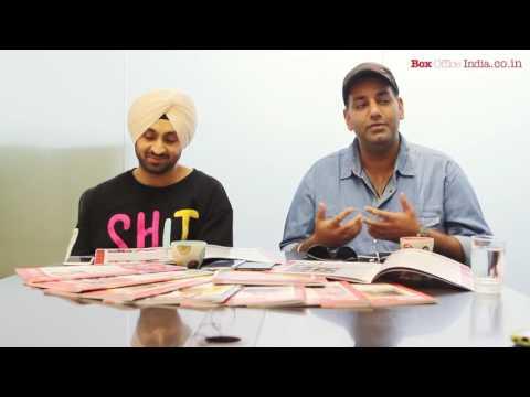 In Conversation | Part 2 | Diljit Dosanjh | Ambarsariya | Box Office India