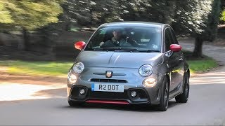 Living with our Abarth 595 Competizione
