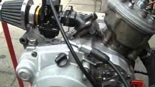 Vidéo bloc moteur am6 n°11