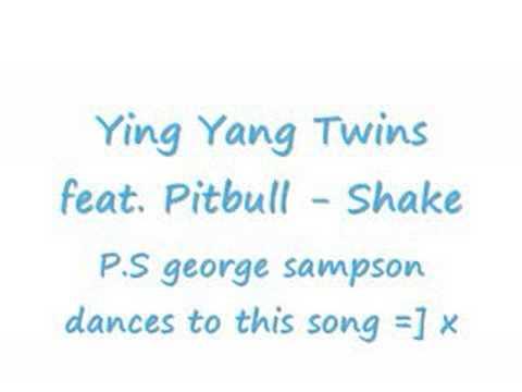 Ying Yang Twins feat. Pitbull - Shake