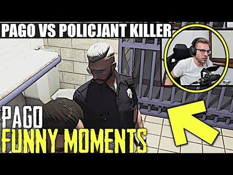 PAGO[PAGO VS POLICJANT KILLER/OGNISTY ADWOKAT/PROBLEMY Z DZIEWCZYNĄ/PAGO I MUTACJA] [FM]