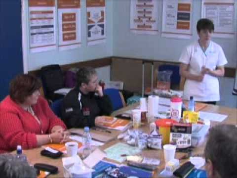 DAFNE - Training Programme for those with Type 1 Diabetes