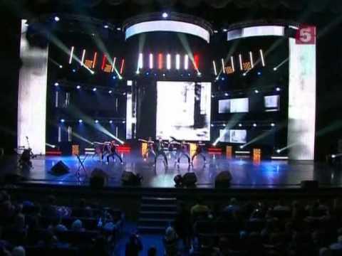 KReeD - Вдохновение LIVE 2012 (Санкт-Петербург)