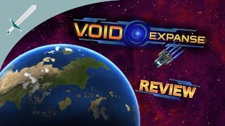 VoidExpanse || REVIEW! Best space game? -Giveaway-
