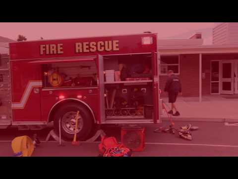 Fire Prevention Day | Crystal Lake School | Ellington Public Schools