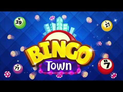 Bingo Town - Live Bingo Games for Free Online
