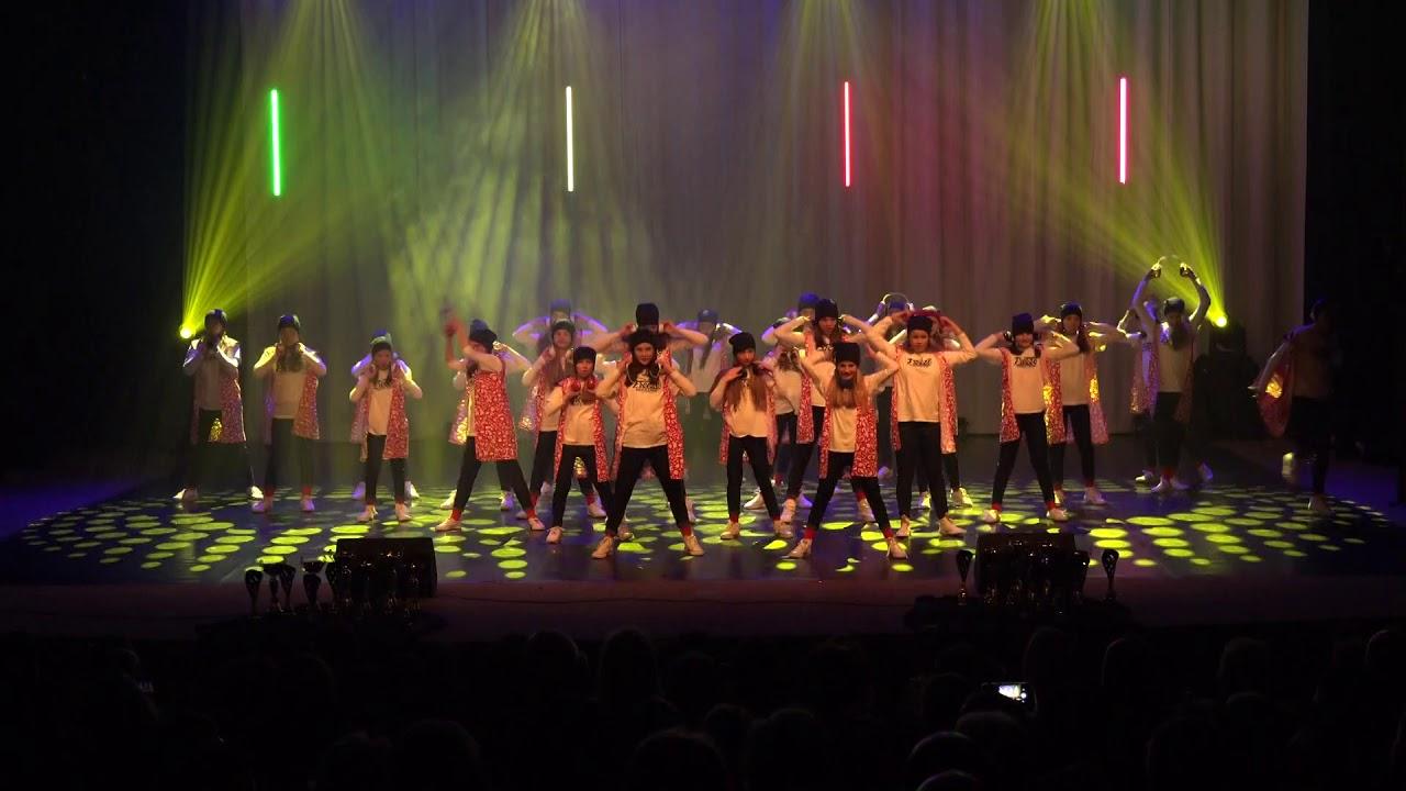 Freeze crew -Liptovský Mikuláš -formácie streetdance deti LOVE MUSIC, LOVE DANCE