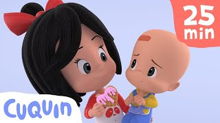 Emotions for babies: learn with Cuquin!   videos & cartoons for babies