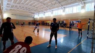 Гальчино Север 2 1 тур по мини футболу 2021г