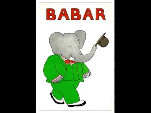 Populaire Histoire De Babar - YouTube EY91
