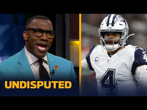 Comparing Dak Prescott to Patrick Mahomes is 'utterly ridiculous' — Shannon | NFL | UNDISPUTED