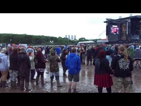 Download Festival 2016 - Mud Girl!