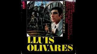 Lluís Olivares - Himne A Barcelona - EP 1968