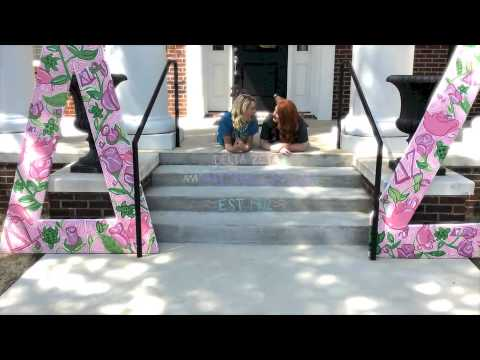 """Welcome to Greek Life"" at Arkansas State University"