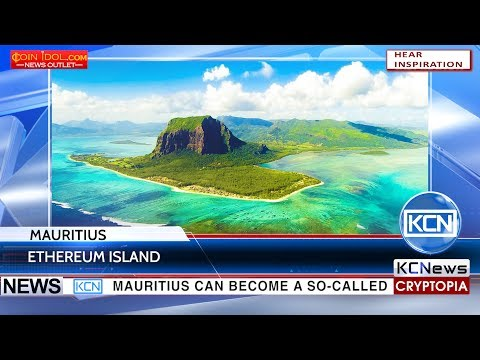 "KCN Mauritius will become ""Ethereum island"""