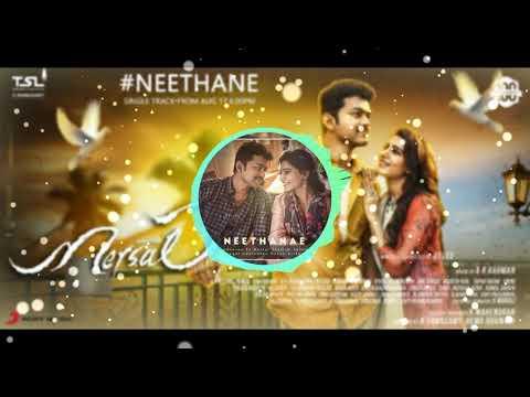 Neethane Audio Spectrum| Mersal| A.R Rahman| DRUO NATION AUDIOS