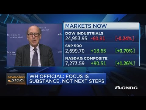 Stephen Roach on China trade talks: I think it'll be a weak deal
