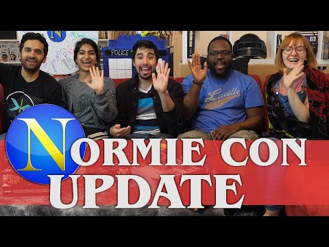 - Normie Con! - Applications Due Sunday April 22
