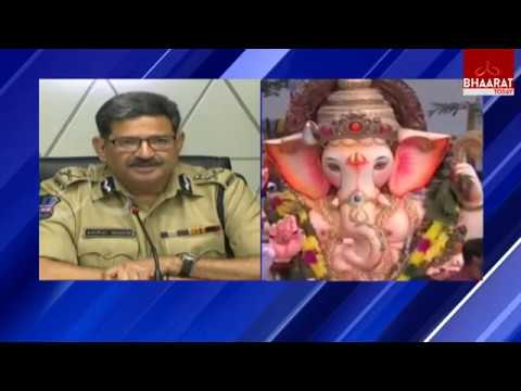 Tight Security Arrangements for Ganesh Immersion 2017 | Special Story | Bhaarat Today