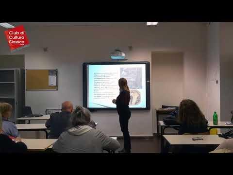 La cultura musicale nell'antica Grecia - Il Codice musicale - Sabrina Saccomani (26/10/2017)