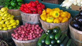 Цены на рынке Кубани (Краснодарский край)