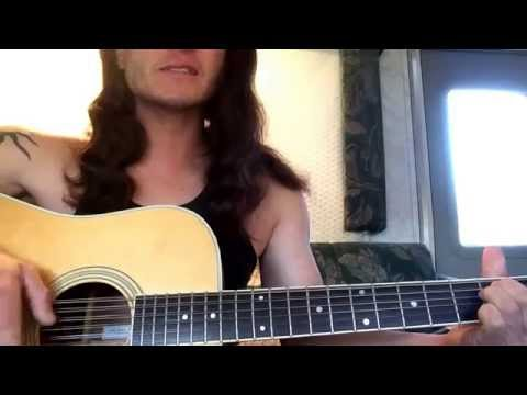 Glycerine cover. From Bush Sixteen Stone.   Using the chords G-D-Em-C/G