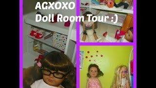 Doll Room Tour -part 1