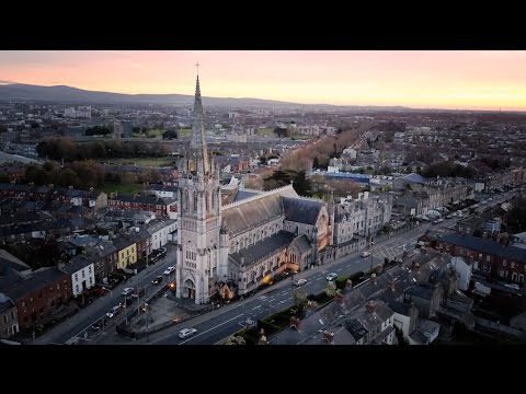 Mavic Pro | St Peter's Church | Dublin
