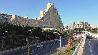 Достопримечательности Аликанте, La Piramide, дом Пирамида, Недвижимость в Аликанте и у этого  дома(Мое Агентство Недвижимости