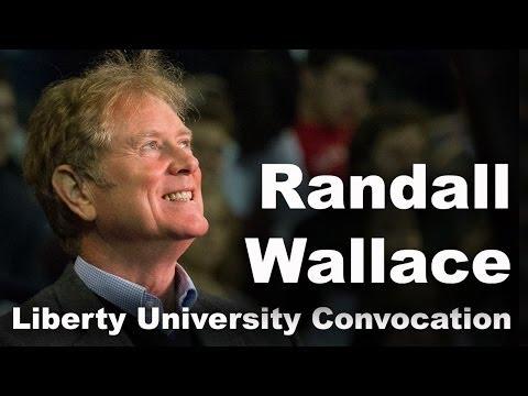 Randall Wallace - Liberty University Convocation
