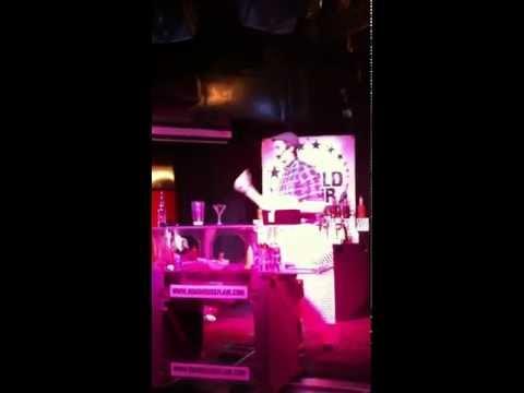 Roadhouse Bar Wars - Alex Wall Mixology Round 09/11
