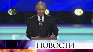 Владимир Путин поздравил военных разведчиков с профессиональным праздником.
