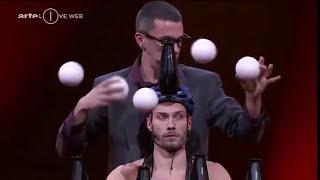 blizzard concept au 35me festival mondial du cirque de demain