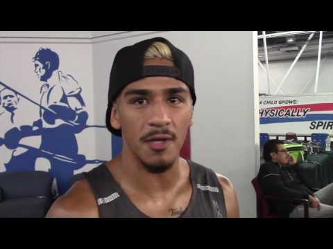 'FLOYD MAYWEATHER IS A HYPOCRITE FOR SAYING THE FIGHTERS SHOULD TAKE A PAY CUT!!' - JESSIE MAGDALENO