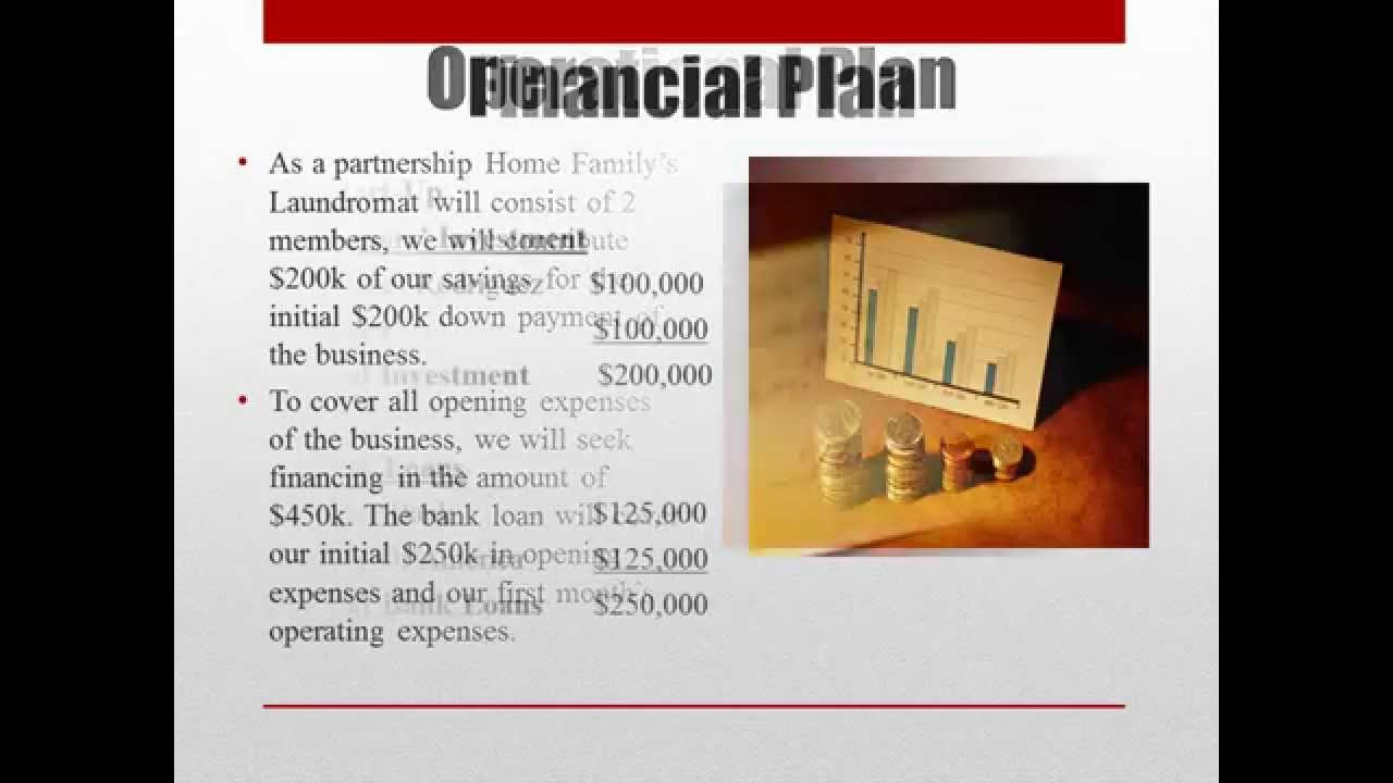 business plan example youtube