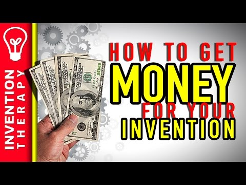 How To Get Investors, VC And Angel Money For Your Prototype, Inventions And Product Ideas