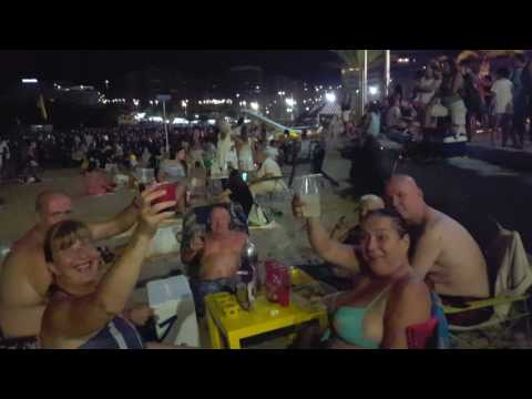 La cala finestrat Noche de San Juan 2017 San Joan Mobile friendly post