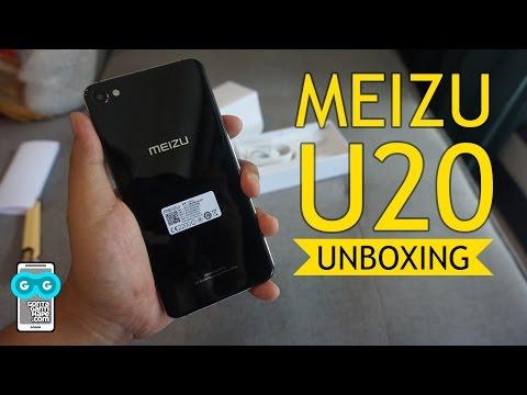 Unboxing Meizu U20, Bikin Inget Mantan (OnePlus X) - PJG BGT VIDEONYA
