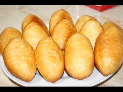 Пирожки жареные с картофельной начинкой
