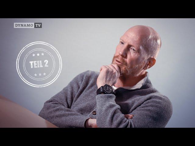 Matthias Sammer | Interview | Teil 2