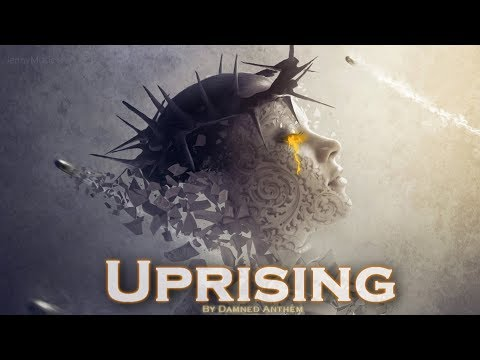EPIC COVER   ''Uprising'' By Damned Anthem (Muse Cover)