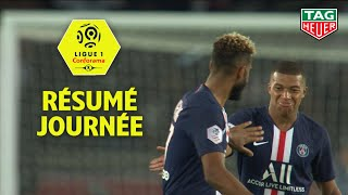 Résumé 3ème journée - Ligue 1 Conforama / 2019-20