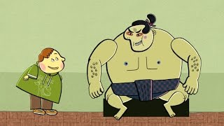 Везуха! - Батон и Спорт (54 серия) Мультфильм для детей и взрослых