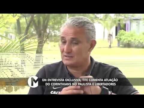 Mesa Redonda - Entrevista Exclusiva Com Tite (29/11/15)