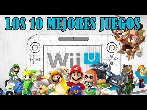 Los 10 Mejores Juegos De Wii U Segun Todo El Mundo Youtube