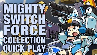 Mighty Switch Force Collection Quick Play (Xbox One X | 4K)