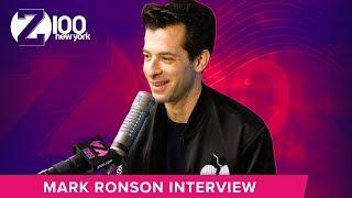 Mark Ronson Describes The Moment He Heard Camila Cabello's Voice
